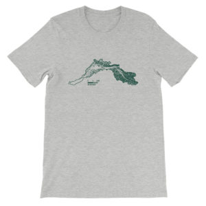 Sol Duc River Watershed Shirt